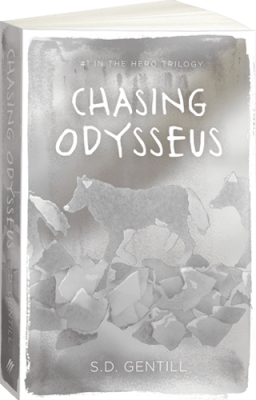 Chasing Odysseus Cover Image