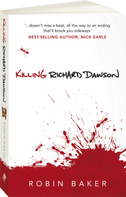 Killing Richard Dawson Cover Image