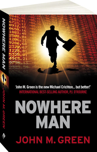 Nowhere Man Cover Image