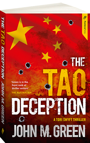 The Tao Deception Cover Image