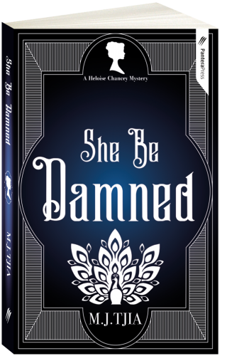 She Be Damned Cover