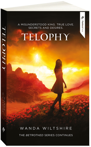 Telophy Cover Image