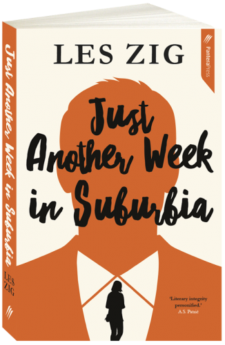 Just Another Week in Suburbia Cover Image