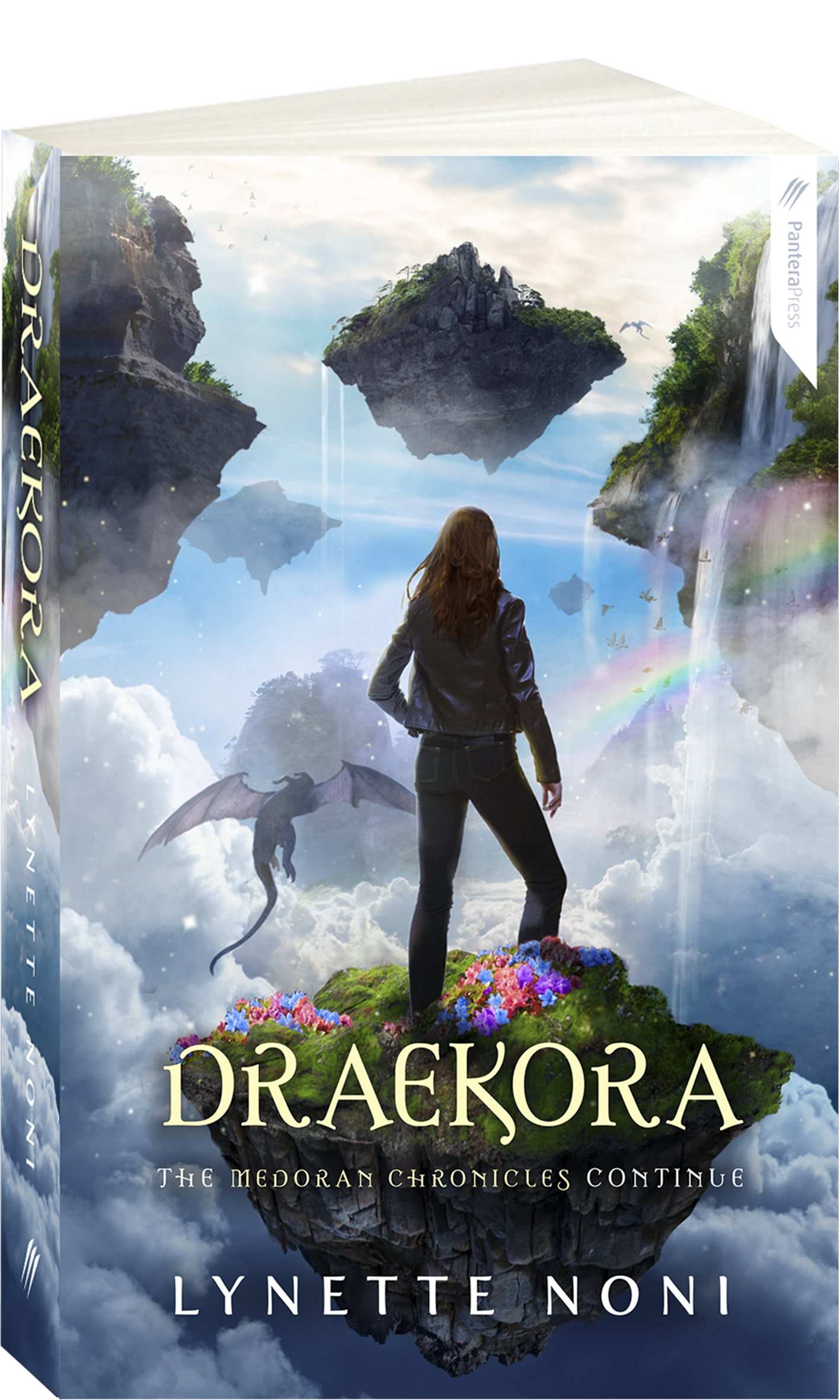 Draekora Cover