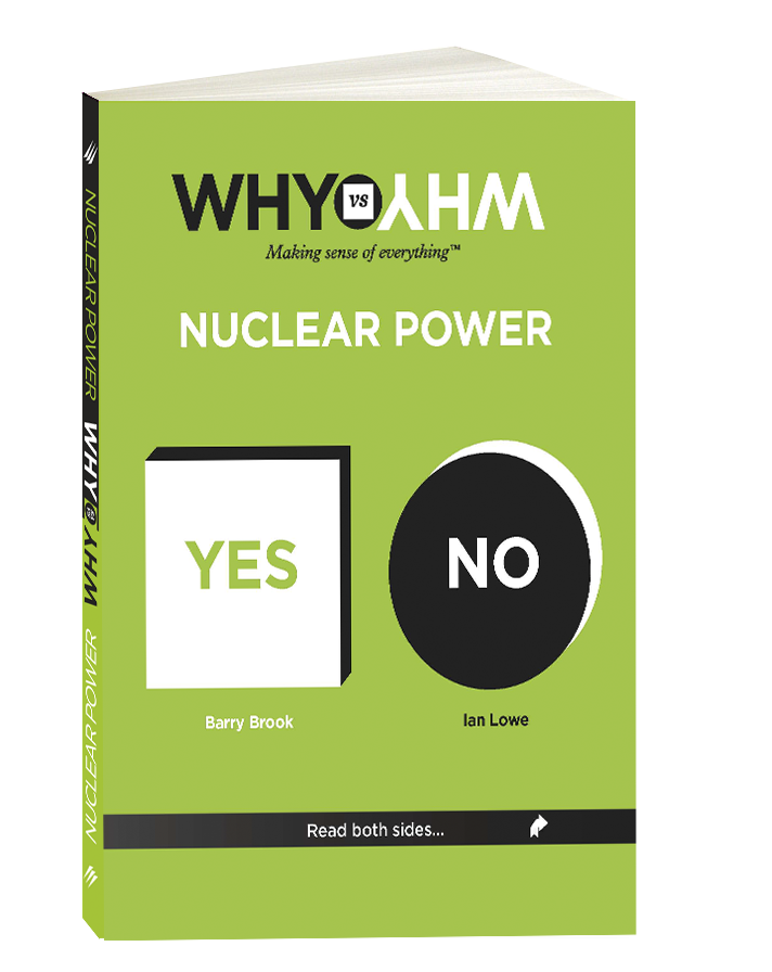 WHY vs WHY: Nuclear Power Cover Image