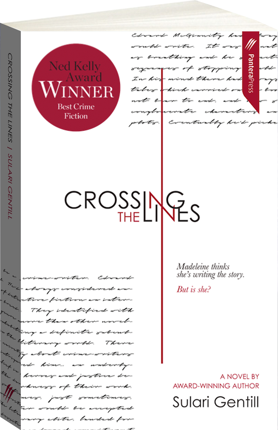 Crossing the Lines Cover