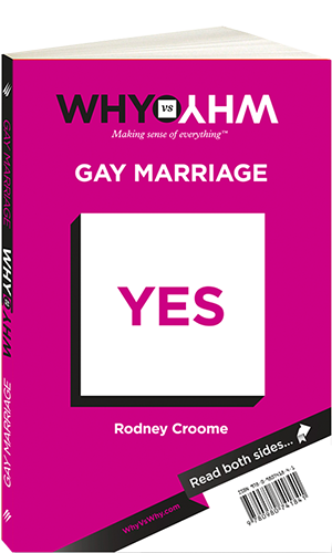 WHY vs WHY: Gay Marriage Cover Image