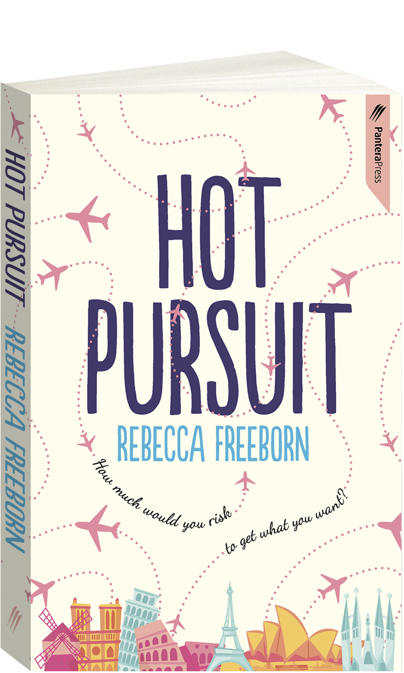 Hot Pursuit Cover Image