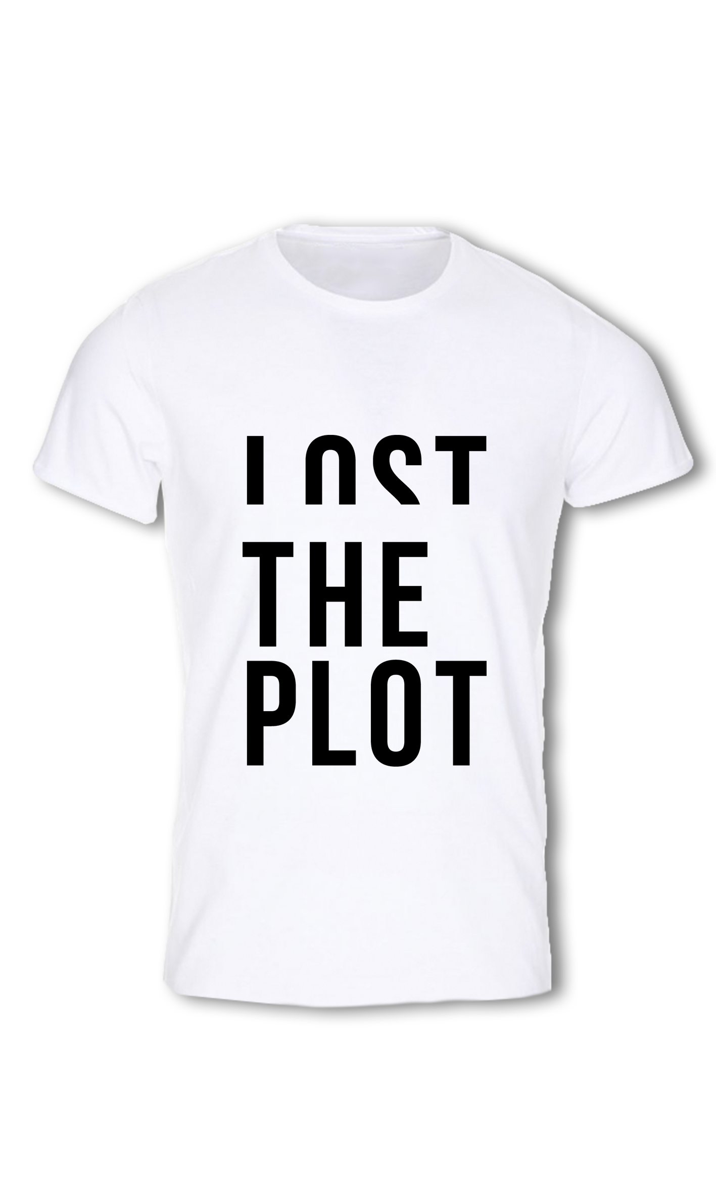 Lost the Plot T-Shirt