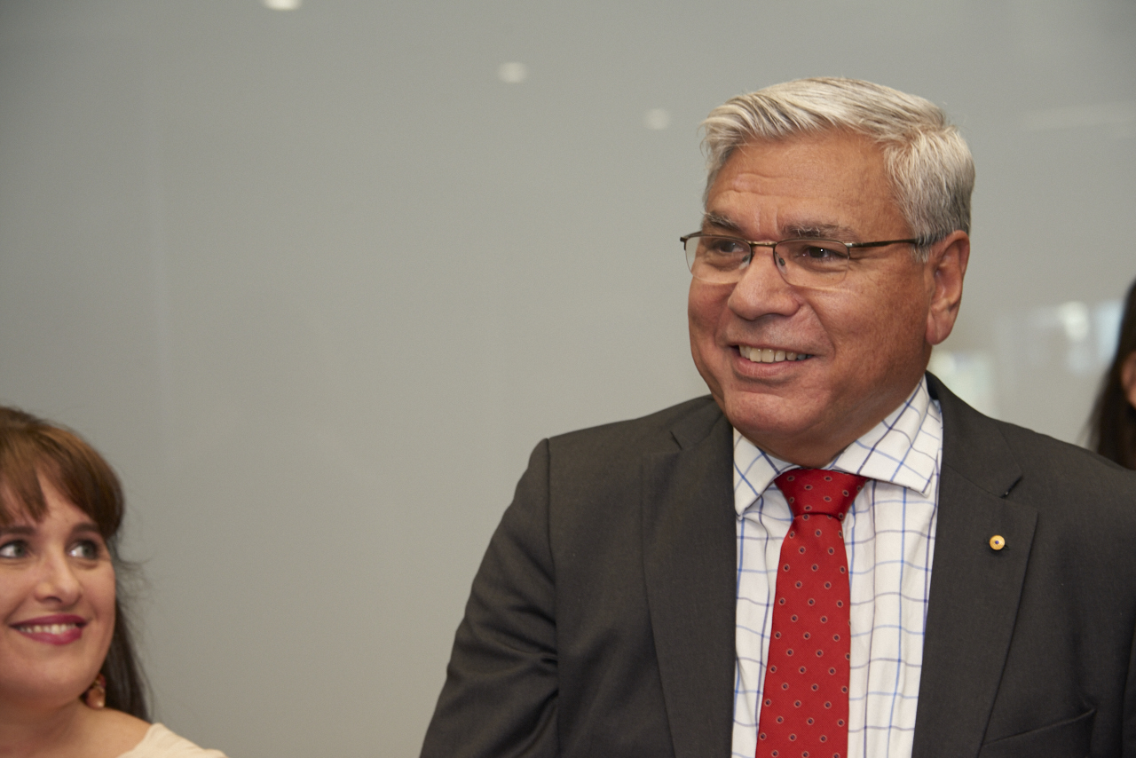 Official Book Launch: Warren Mundine in Black + White: Race Politics and Changing Australia event image