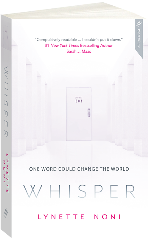 Whisper Cover Image