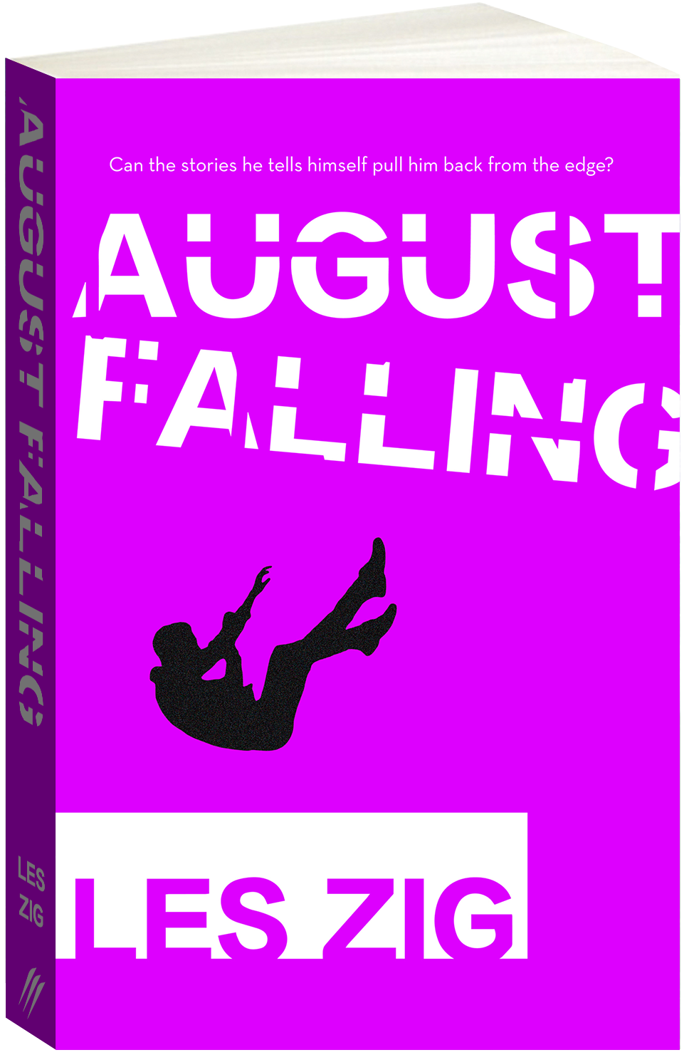 August Falling Cover