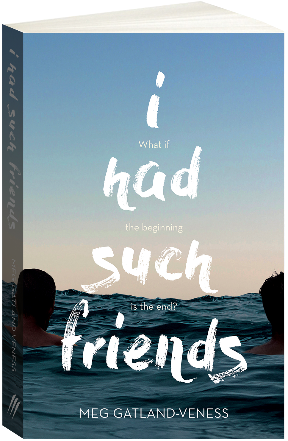 I Had Such Friends Cover Image