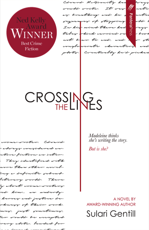 CROSSING THE LINES by Sulari Gentill Wins Best Crime Novel at the Ned Kelly Awards event image