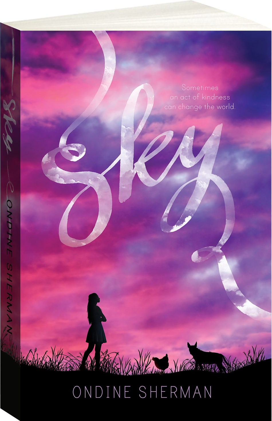 New Release: SKY by Ondine Sherman event image