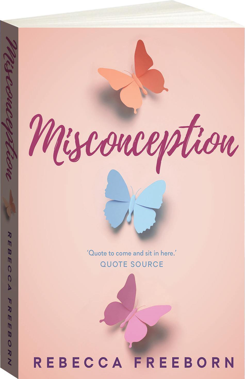 Misconception Cover Image