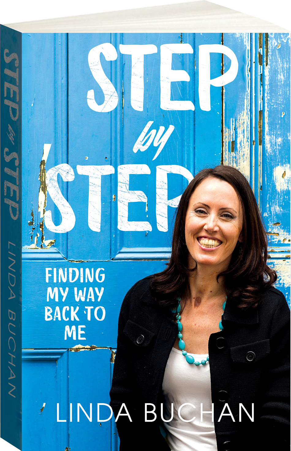 Step by Step: Finding My Way Back to Me Cover Image