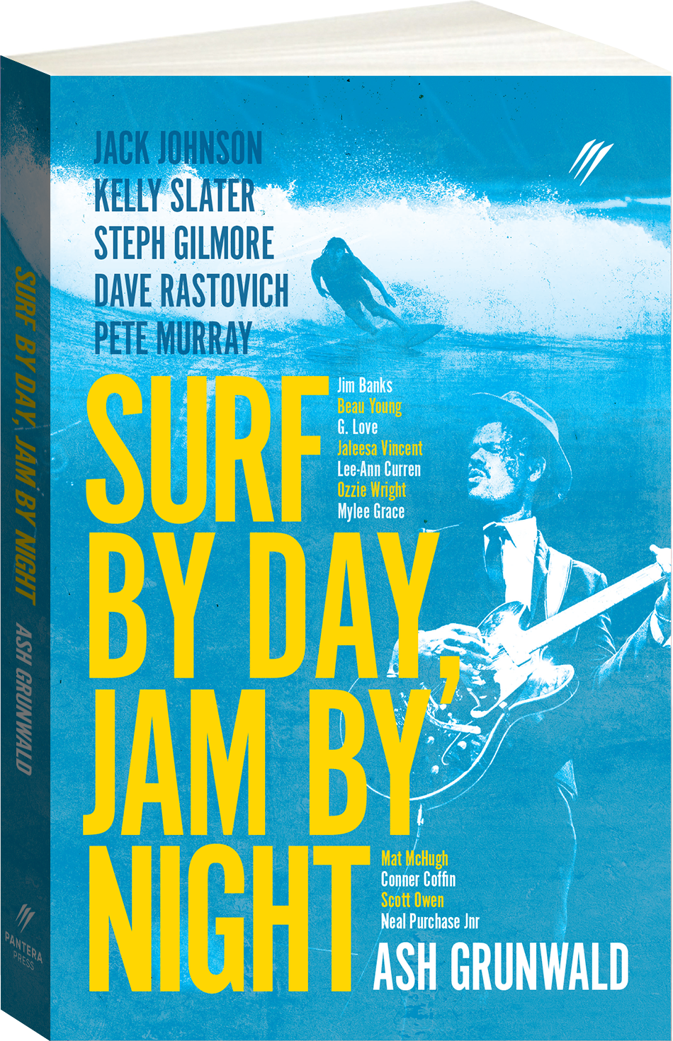 Surf by Day, Jam by Night Cover