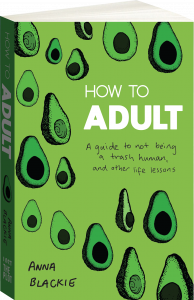 How to Adult Cover