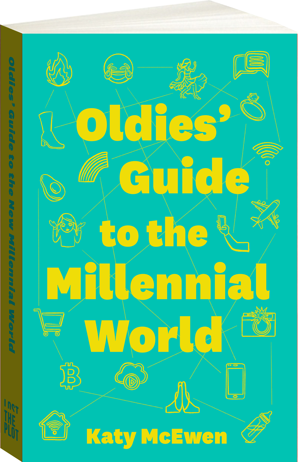 Oldies' Guide to the Millennial World Cover Image