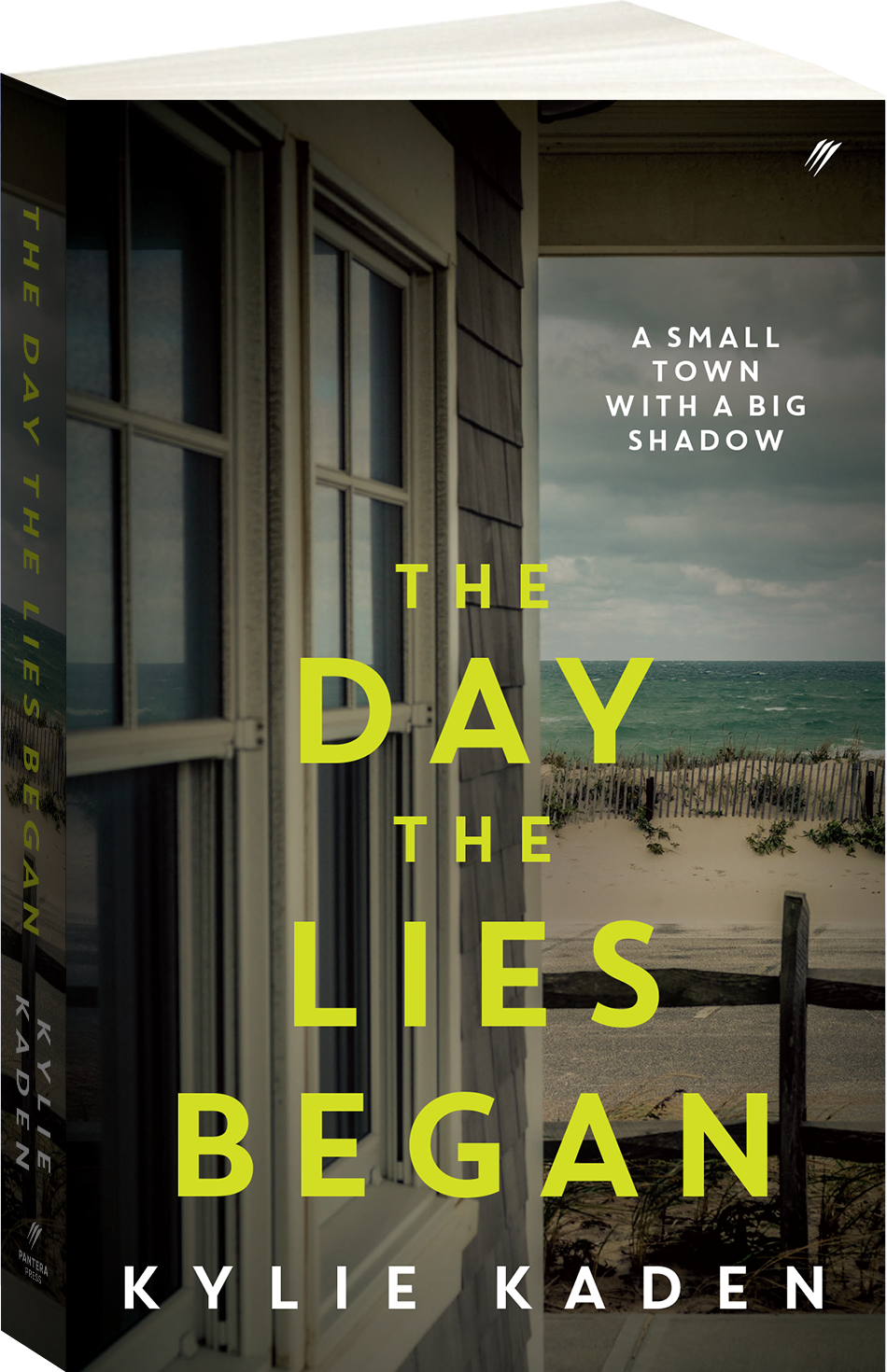 The Day the Lies Began Cover