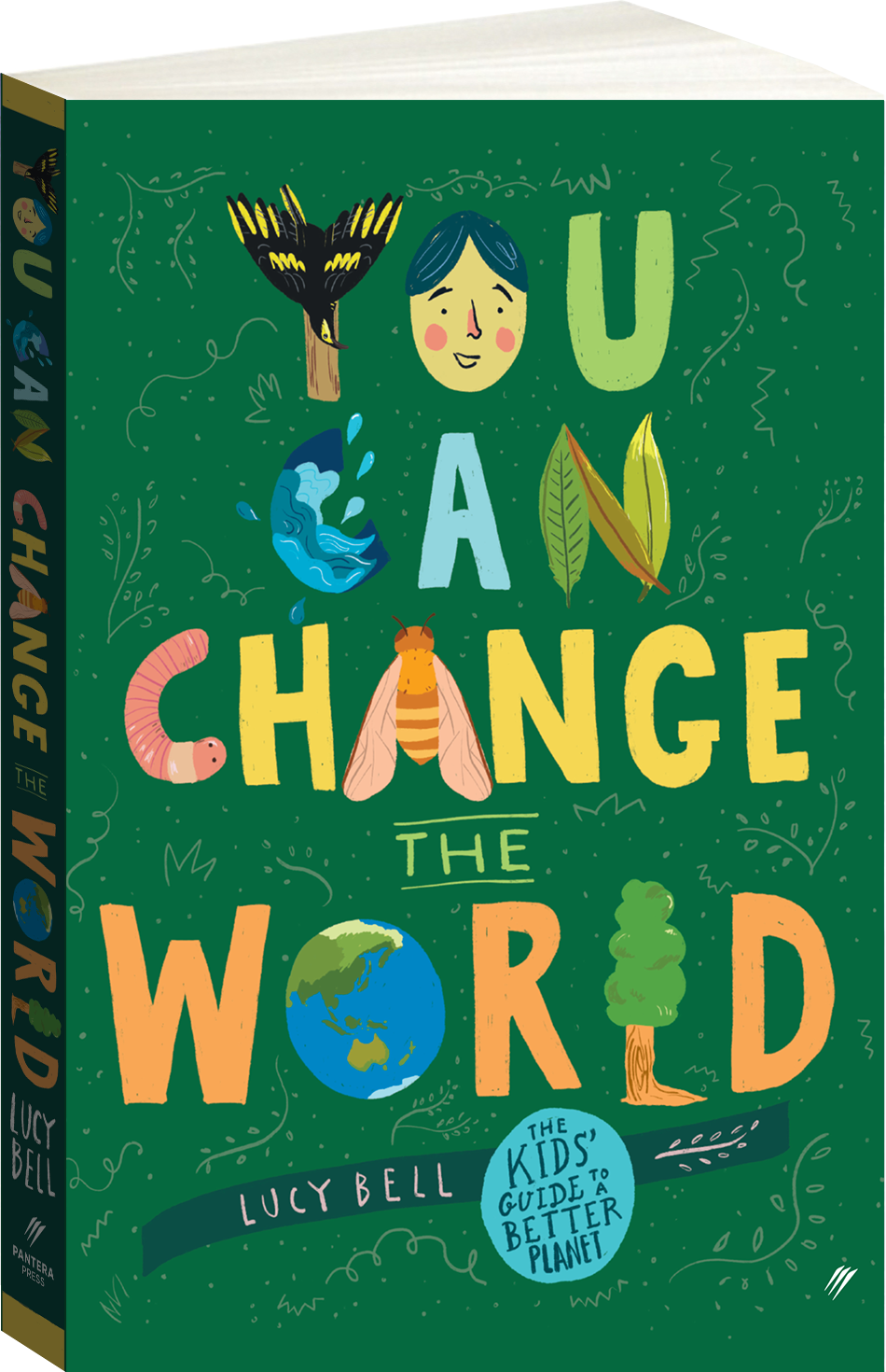 You Can Change the World Cover