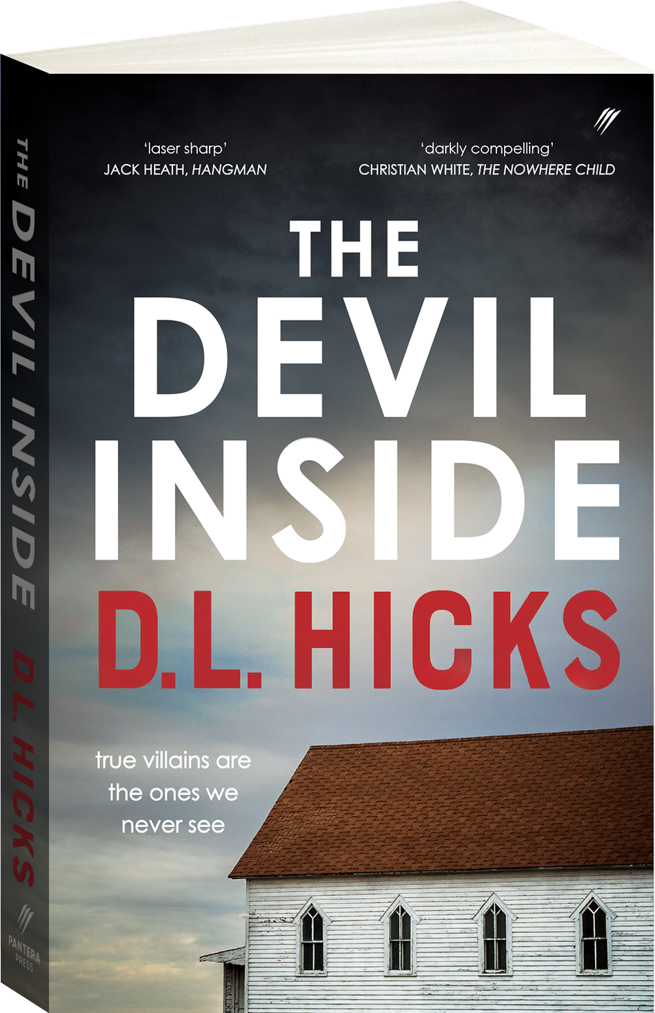 The Devil Inside by D.L. Hicks event image