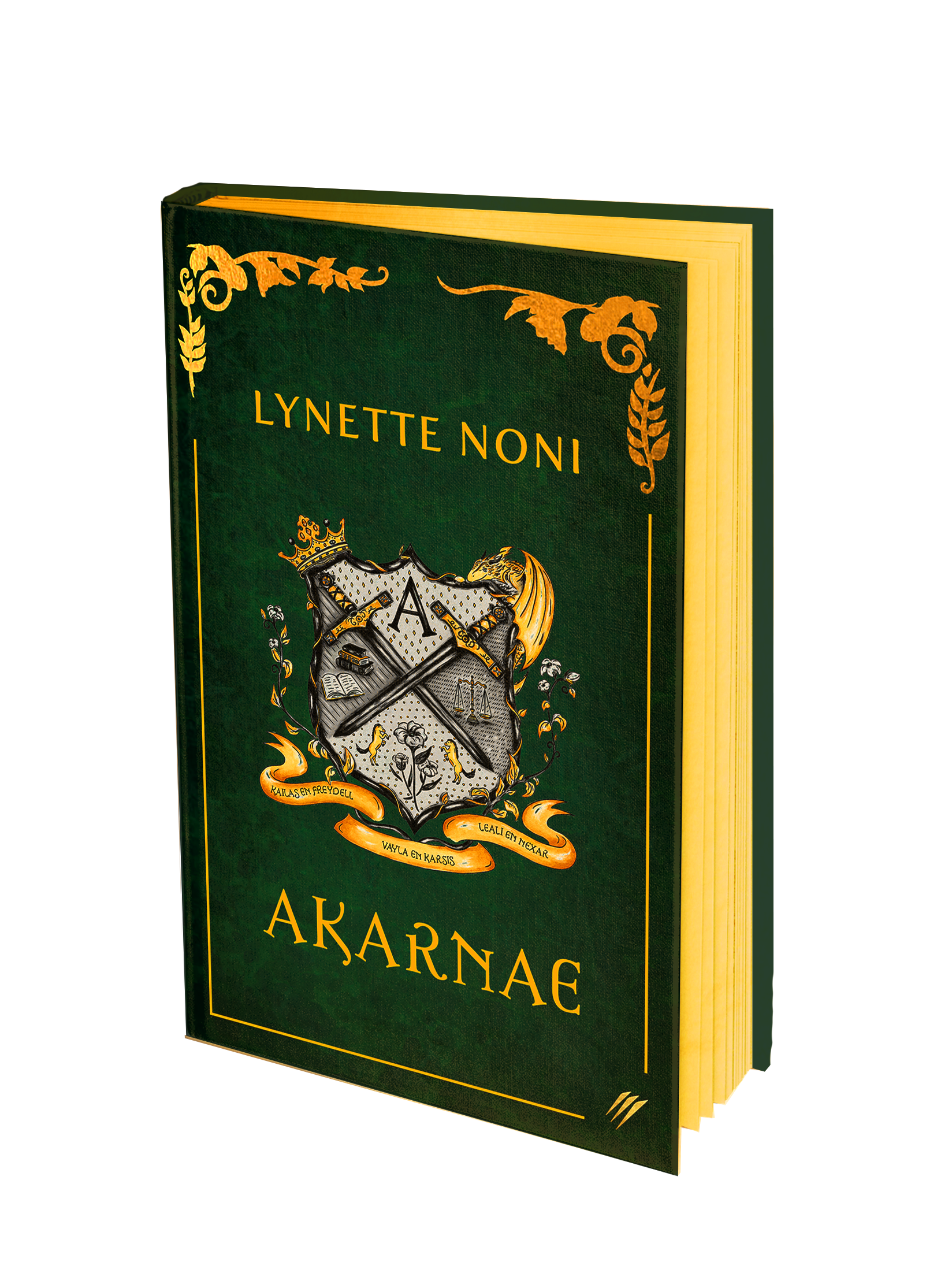 Akarnae Special Edition Cover Image