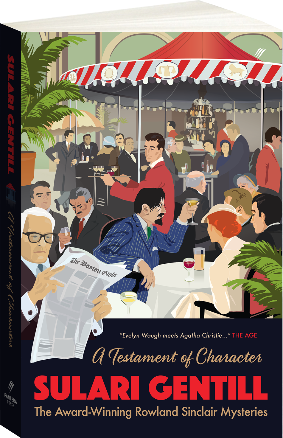 A Testament of Character Cover Image