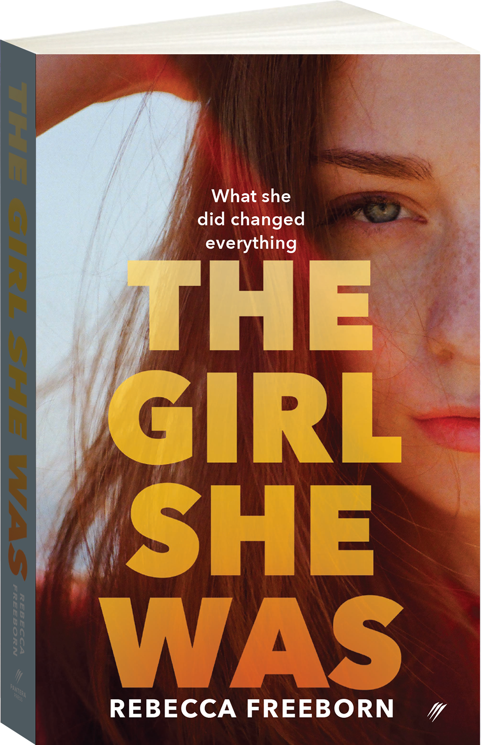 The Girl She Was Cover Image