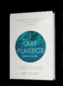 I Quit Plastics Cover