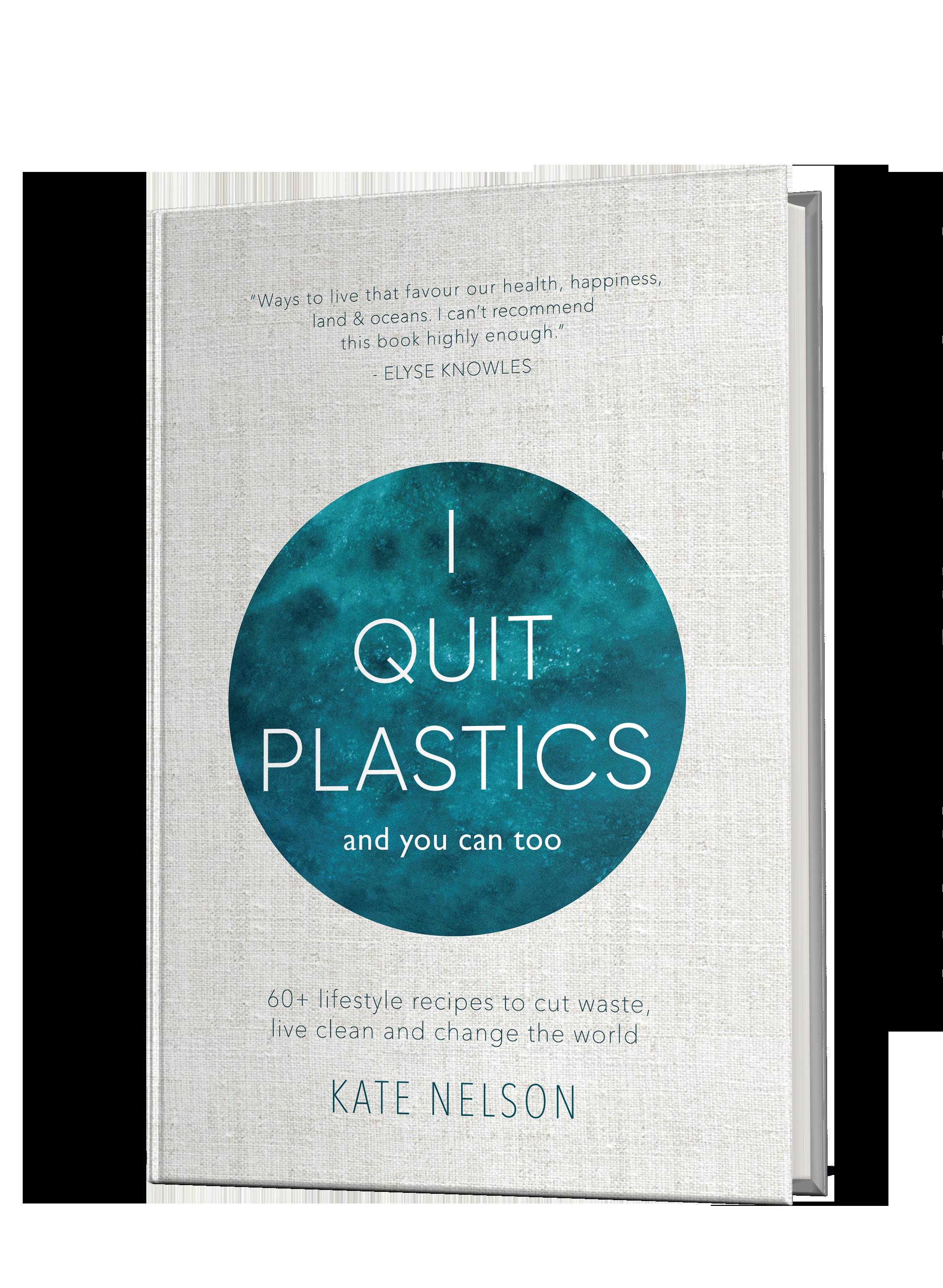 I Quit Plastics Cover Image