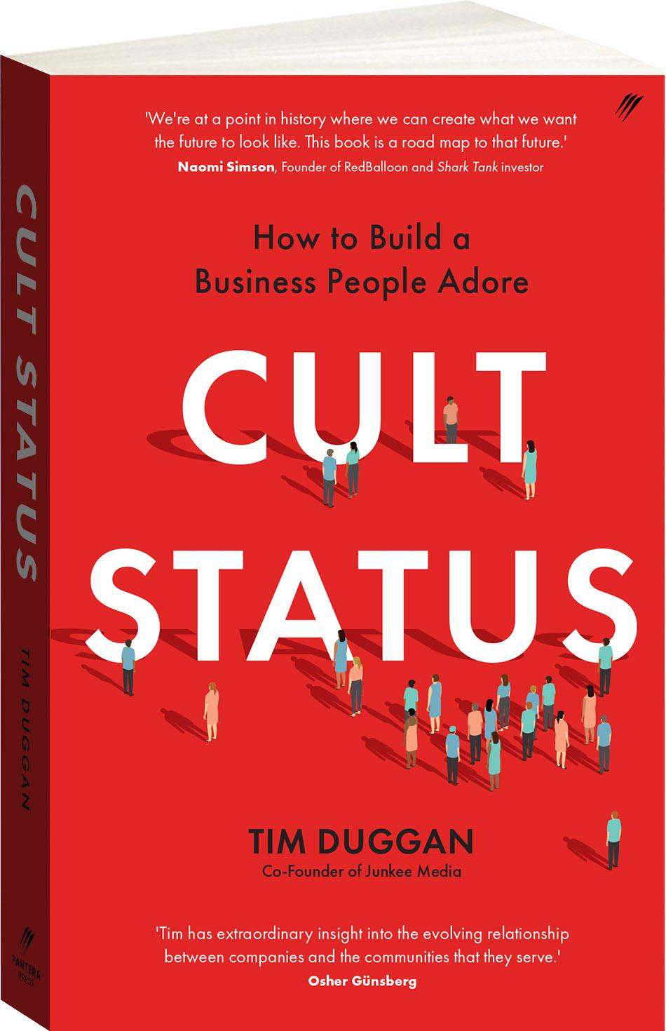 Cult Status Cover Image