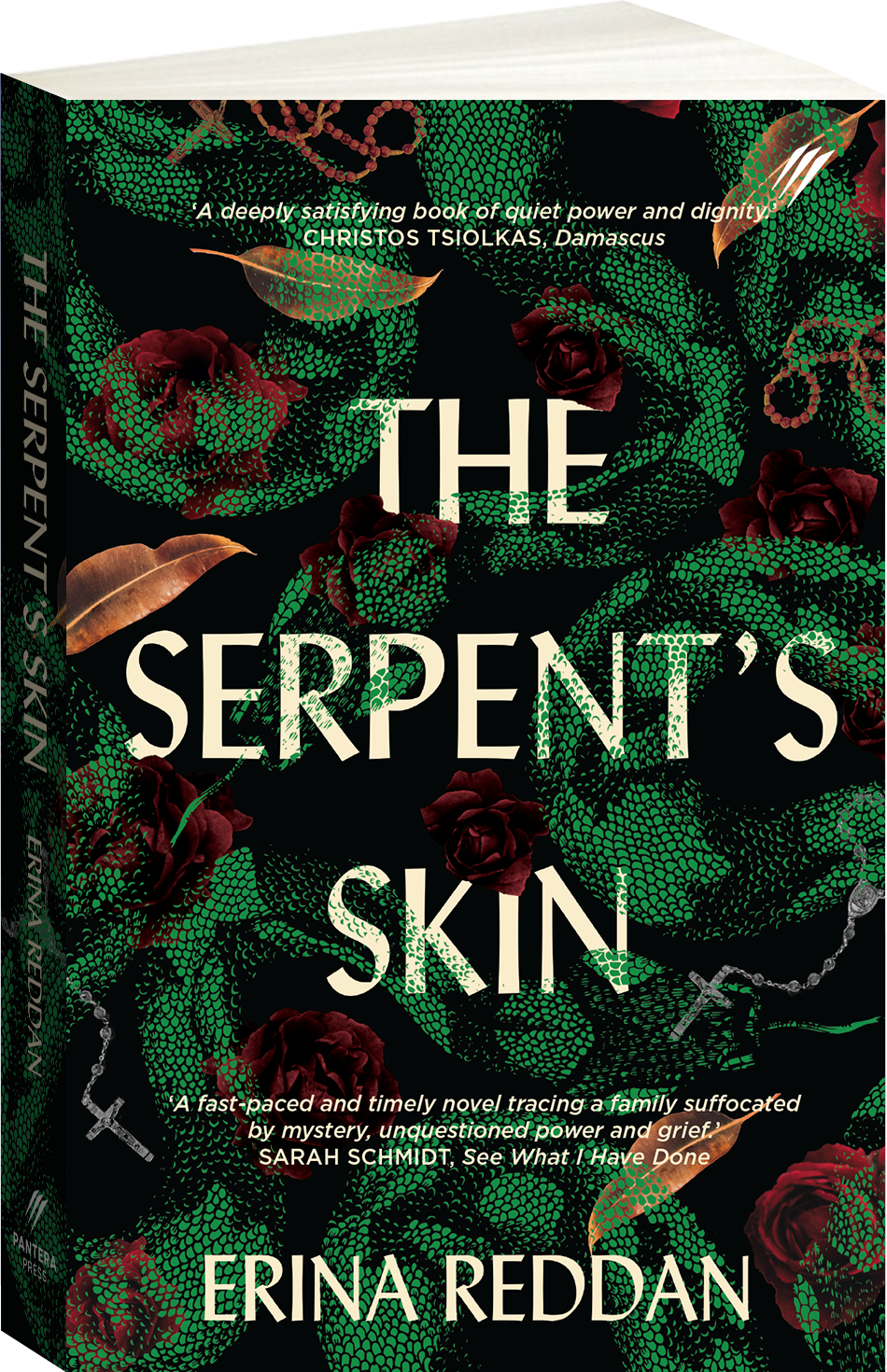 The Serpent's Skin Cover Image