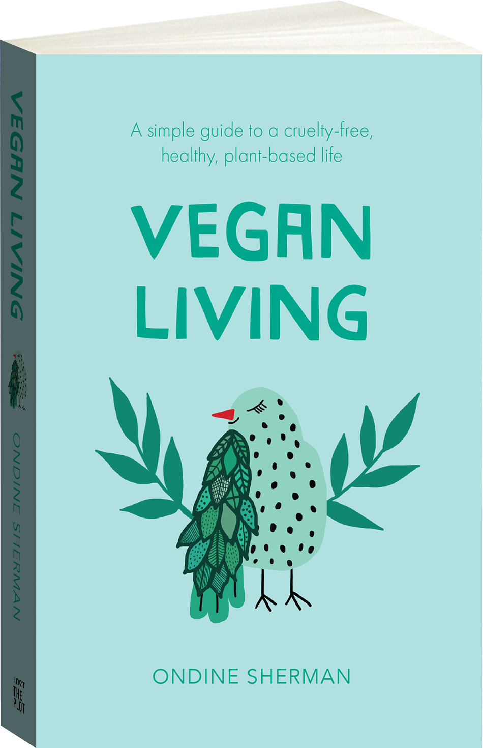 Vegan Living Cover Image