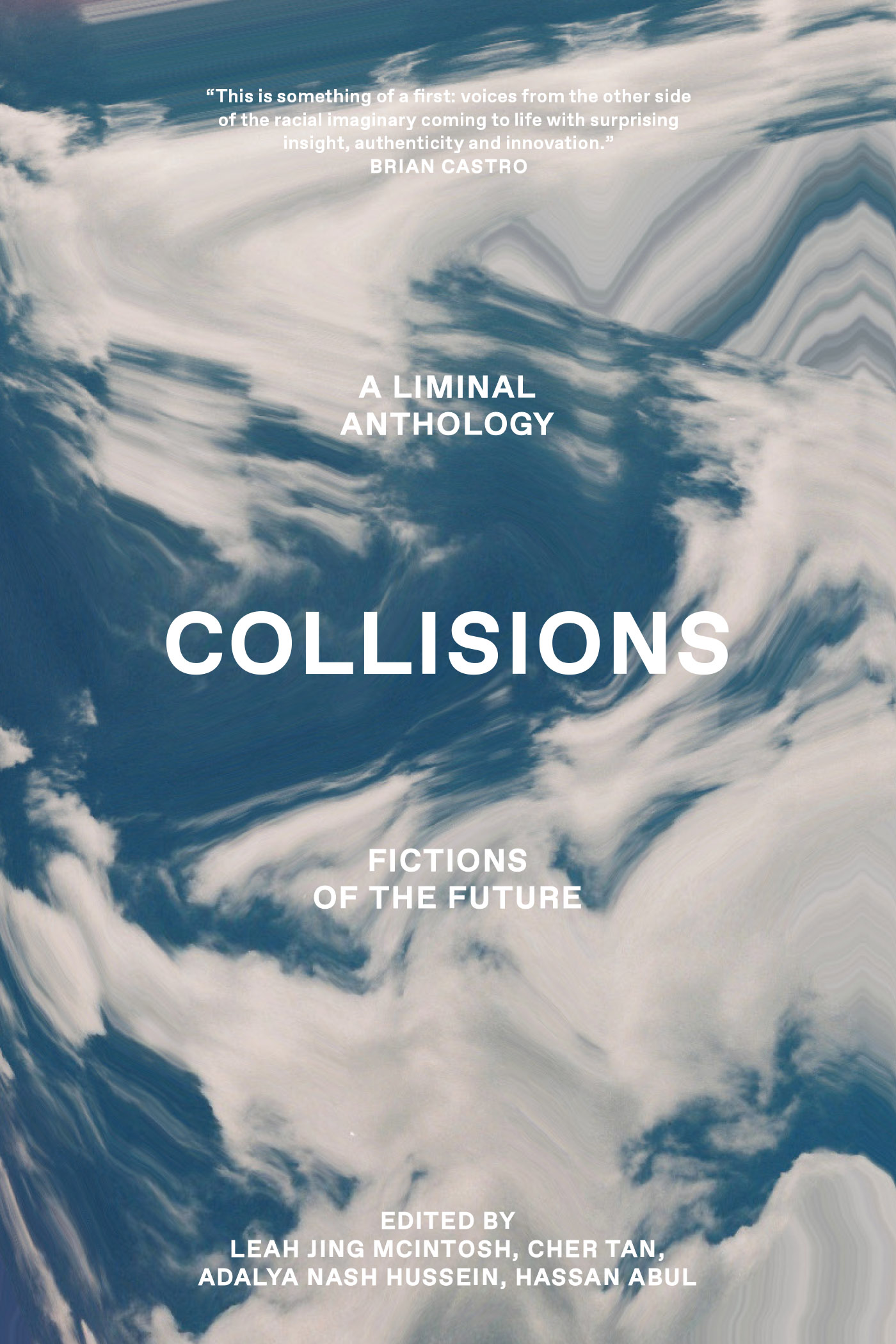 Pantera Press to publish COLLISIONS: A Liminal Anthology in November 2020 event image