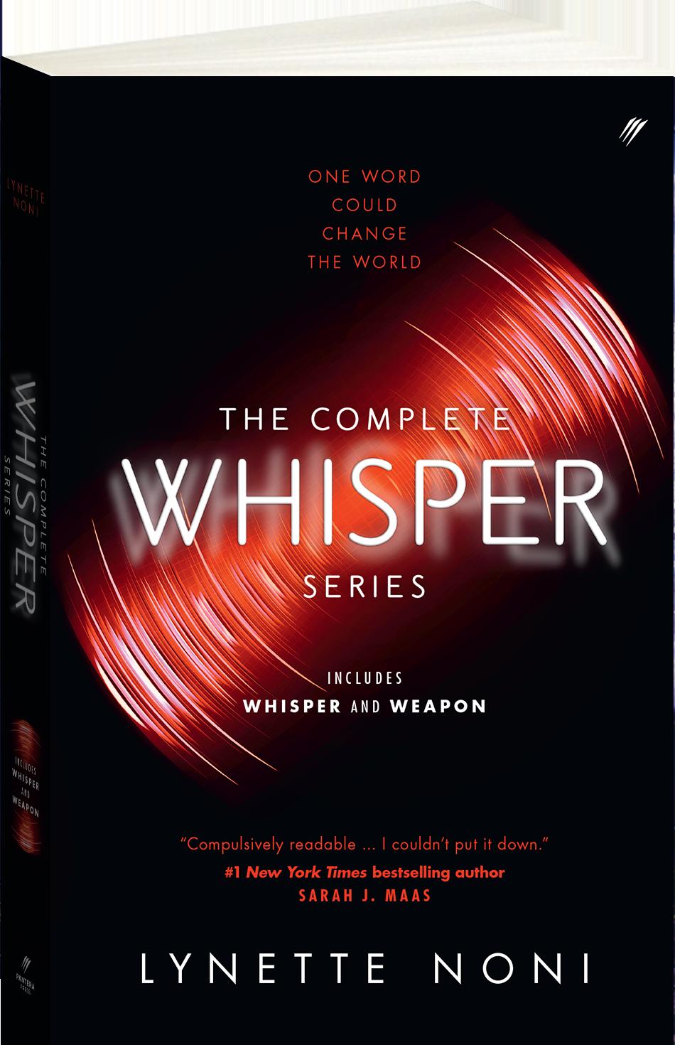 Whisper Series Cover Image