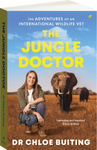 The Jungle Doctor Cover