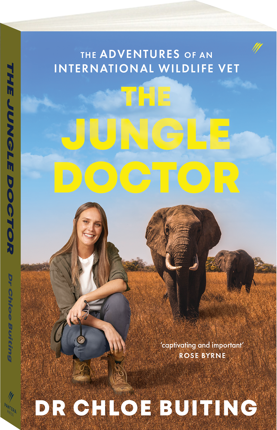 The Jungle Doctor Cover Image