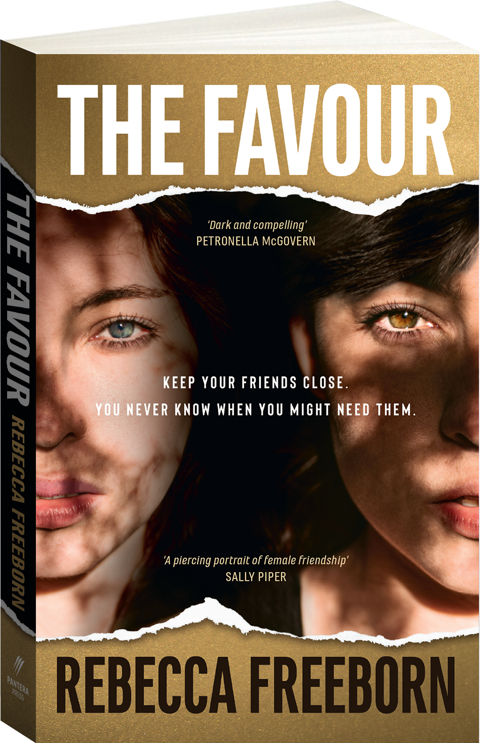 The Favour Cover Image