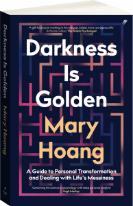 Darkness Is Golden Cover