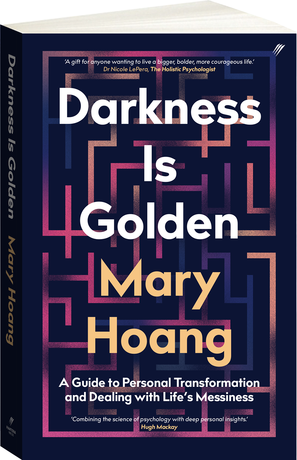 Darkness Is Golden Cover Image