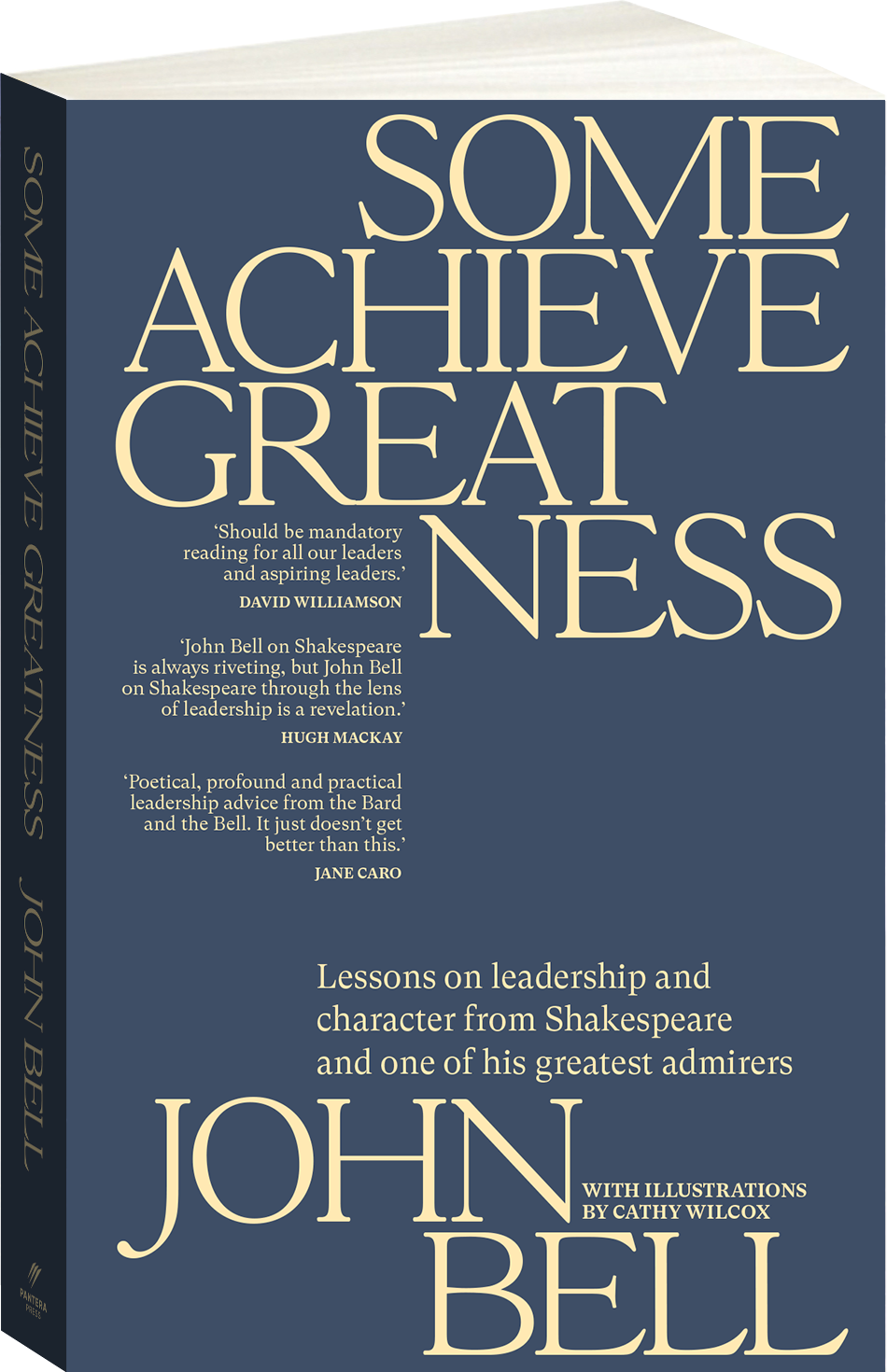 Some Achieve Greatness Cover Image