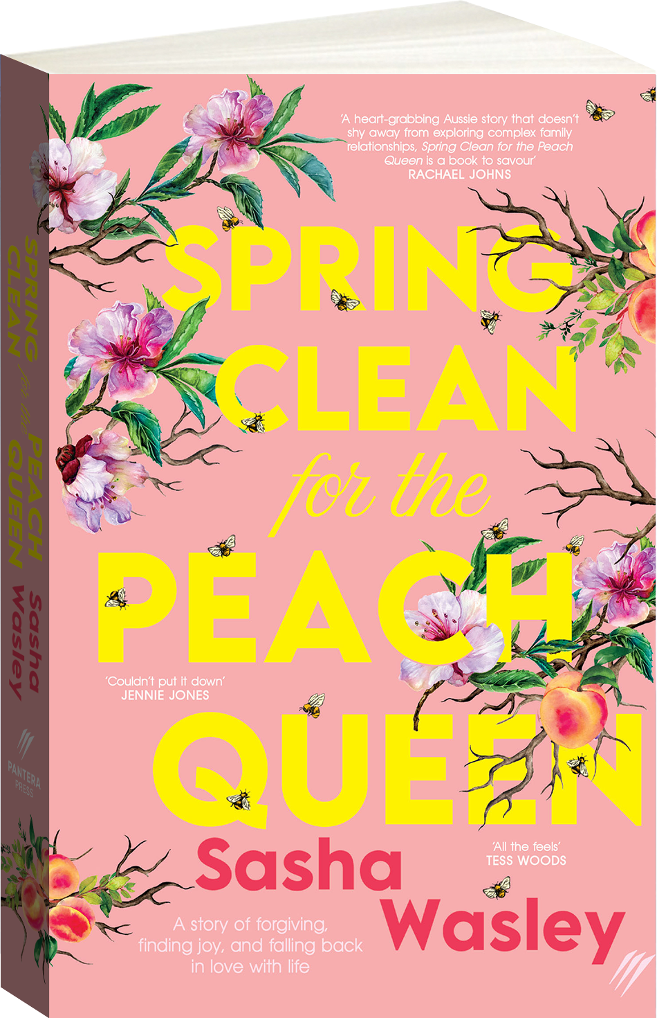 Spring Clean for the Peach Queen Cover Image