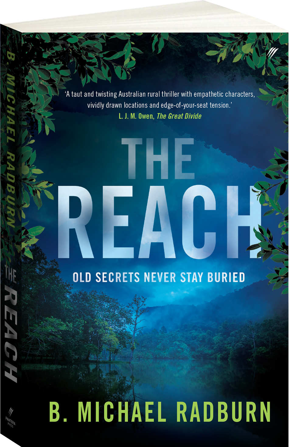 The Reach Cover Image