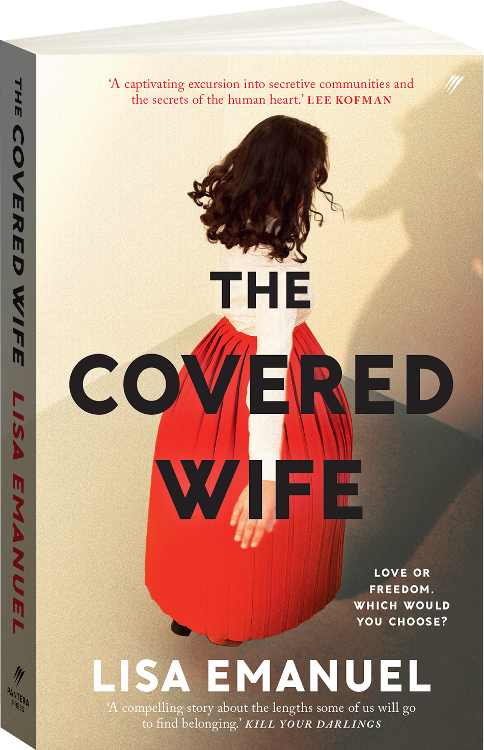 The Covered Wife Cover Image