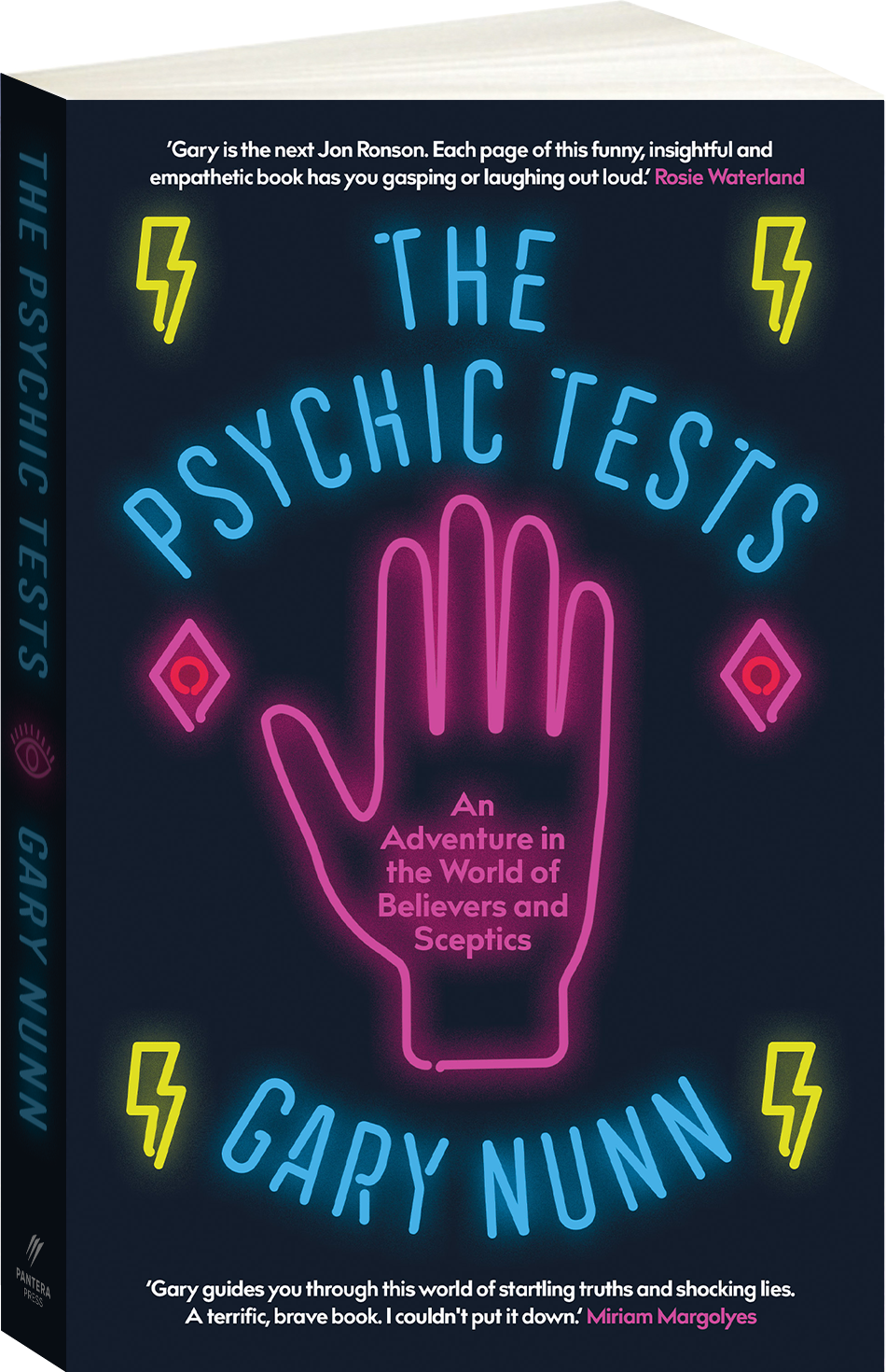 The Psychic Tests Cover Image