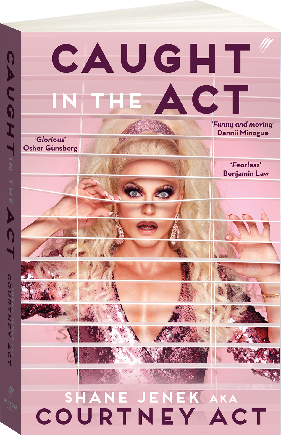Caught in the Act Cover Image