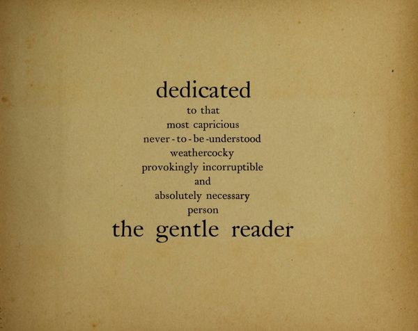 thesis dedication in memory of 26 of the greatest book dedications you will ever read to you for reading this post.